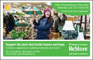 restore sale