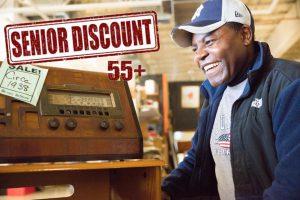 Senior Discount Day @ Habitat ReStore | Pryor | Oklahoma | United States
