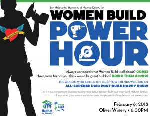Women Build 2018 Kick-Off @ Oliver Winery | Bloomington | Indiana | United States